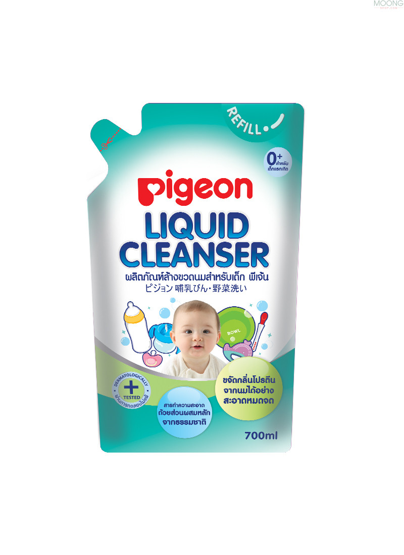 Pigeon พีเจ้น Pigeon Liquid Cleanser